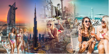 Work in The Glorious Dubai Nov-March 2020-2021 - Beautiful 27 degrees weather daily - Awesome Vibes