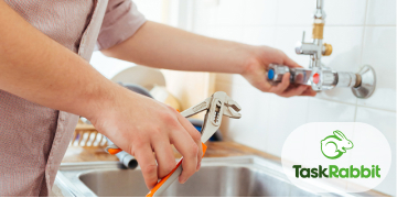 Plumbers in Cardiff - Earning on Average £22 Per Hour - TaskRabbit
