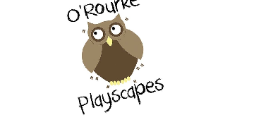 O'Rourke playscapes logo