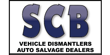SCB Vehicle Dismantlers and Auto Salvage Dealers logo
