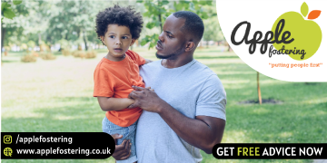 Full Time FOSTER CARERS IN LONDON with £412 - £690 (per week allowance)