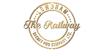 The Railway Lowdham logo