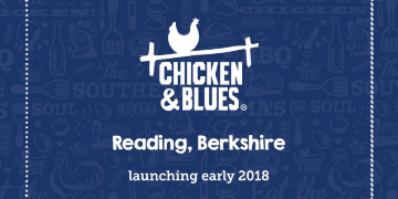 Chicken & Blues logo